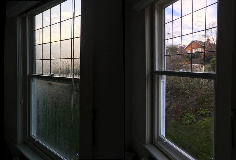 Condensation POW!